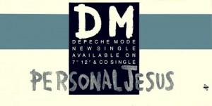 Personal Jesus Poster
