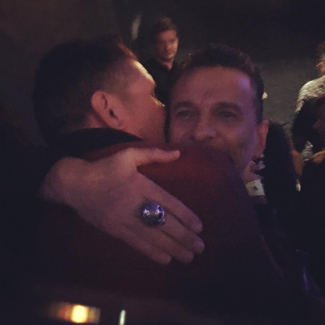 Dave Gahan and Doug