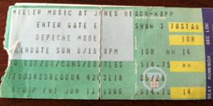 DM ticket