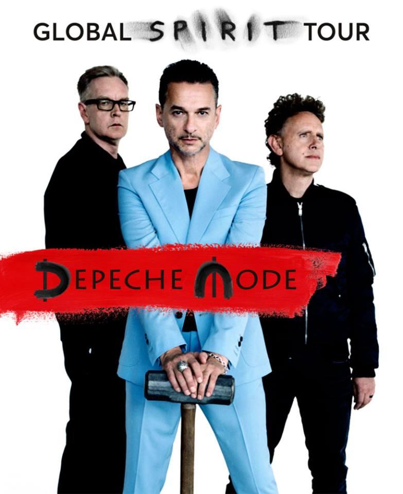 Resultado de imagem para Depeche Mode 2017