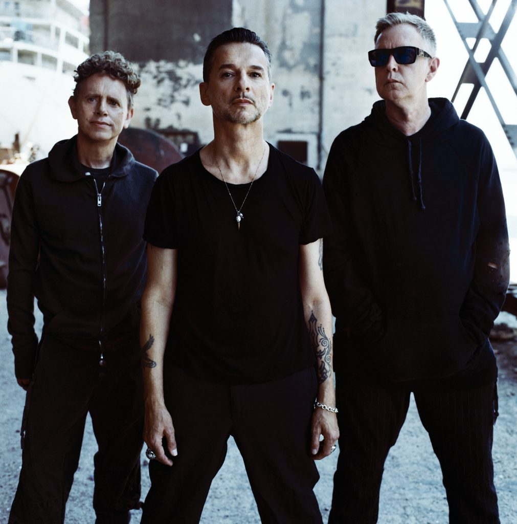 Depeche Mode - Photo: Anton Corbijn