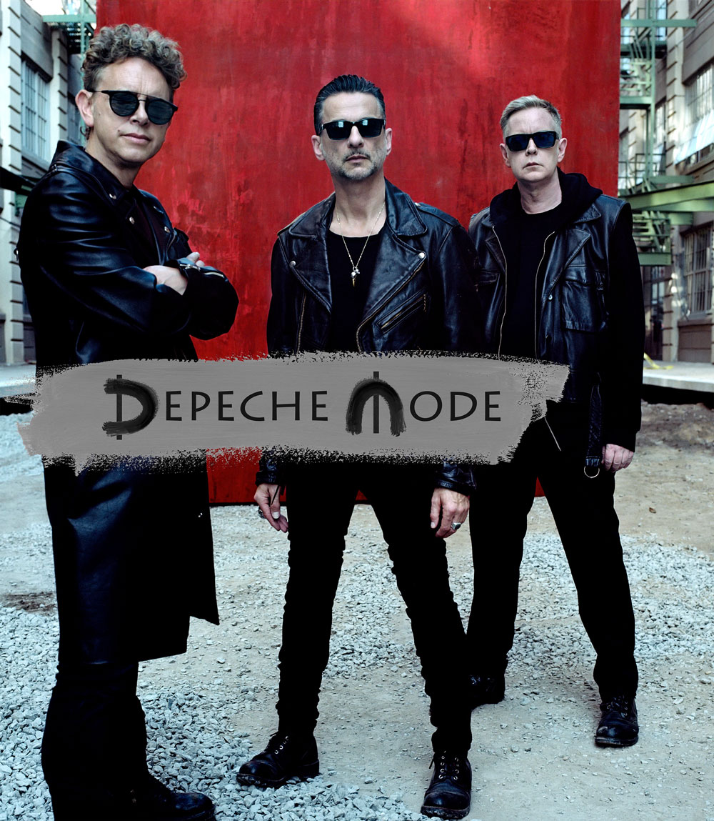 Feb Th  Depeche Mode Add Additional Dates In North America On Global Spirit Tour